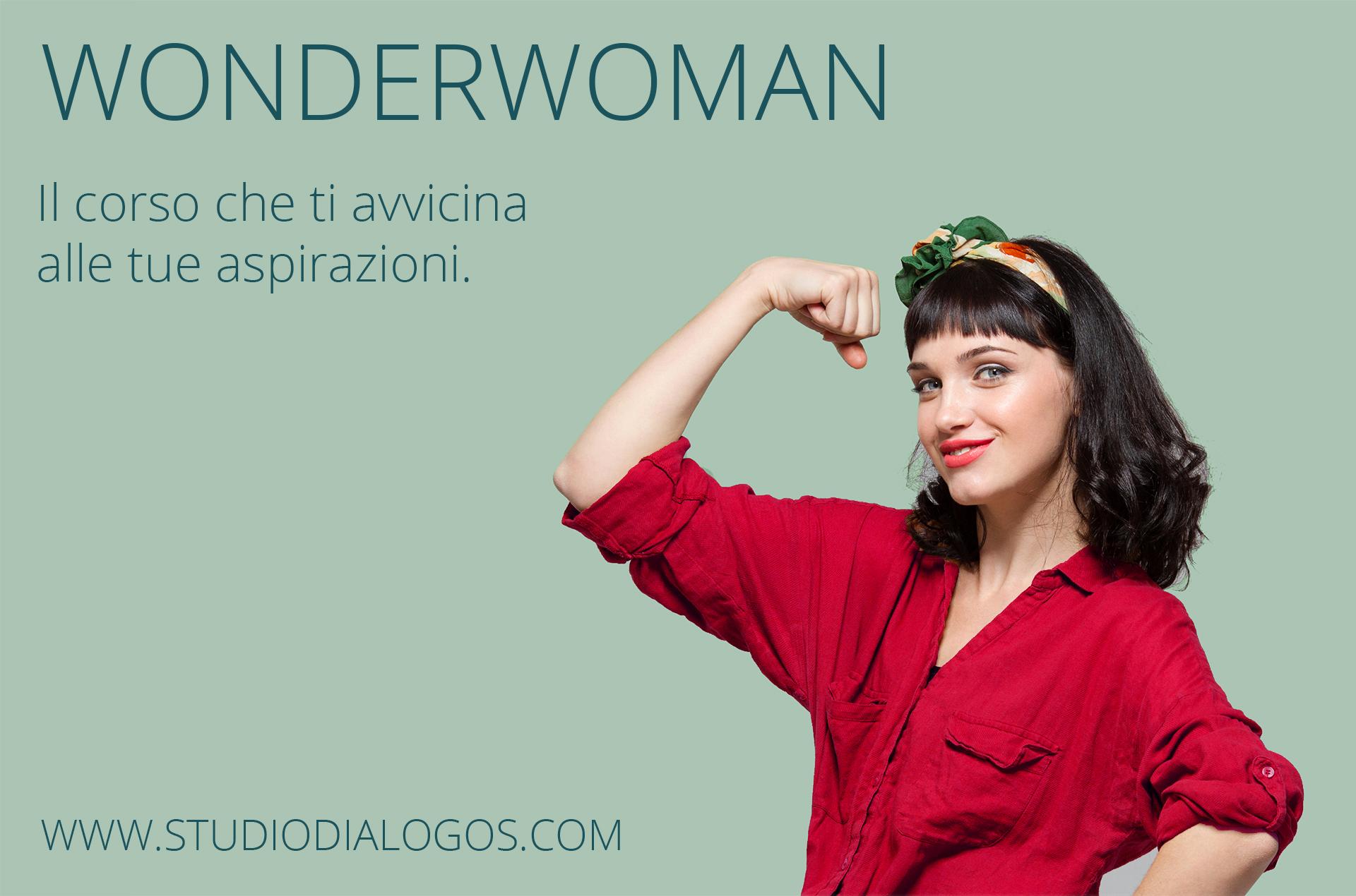 Wonderwoman Dialogos